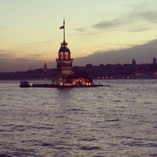 6/10/2013にKısmet D.がKız Kulesiで撮った写真