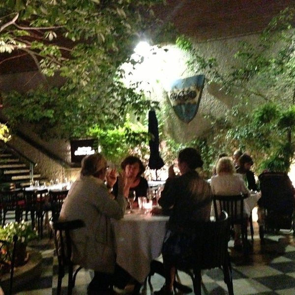 Foto scattata a Museo Evita Restaurant & Bar da Jl il 12/28/2012