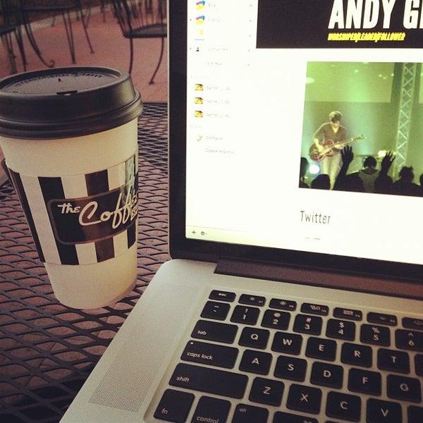 Das Foto wurde bei The Coffee Shop at Agritopia von Andy G. am 12/4/2012 aufgenommen