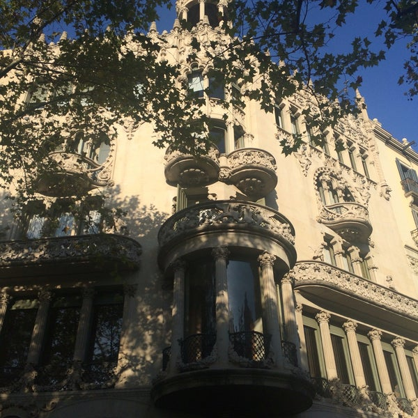 8/22/2016にPark J.がCasa Lleó i Moreraで撮った写真