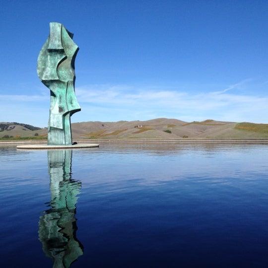 Das Foto wurde bei Artesa Vineyards & Winery von Geoff am 11/23/2012 aufgenommen