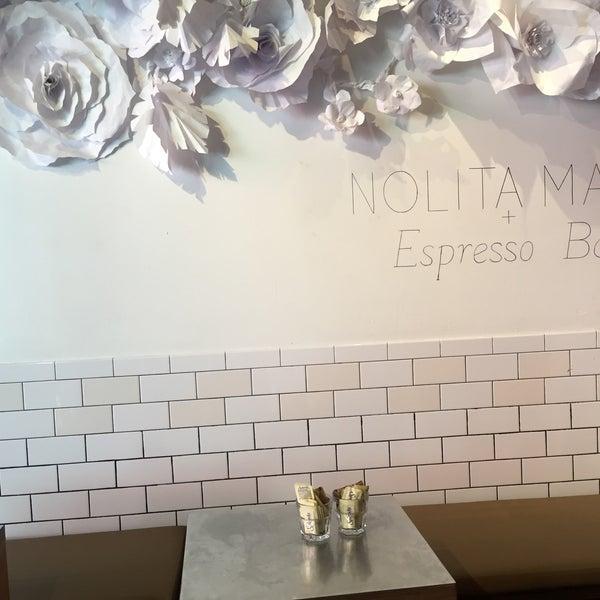 6/7/2016にFloraがNolita Mart & Espresso Barで撮った写真