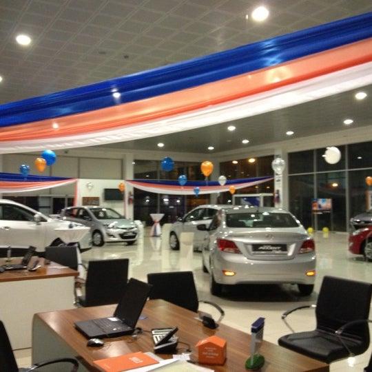 Foto tomada en Hyundai Cakirlar por Ergün el 11/3/2012