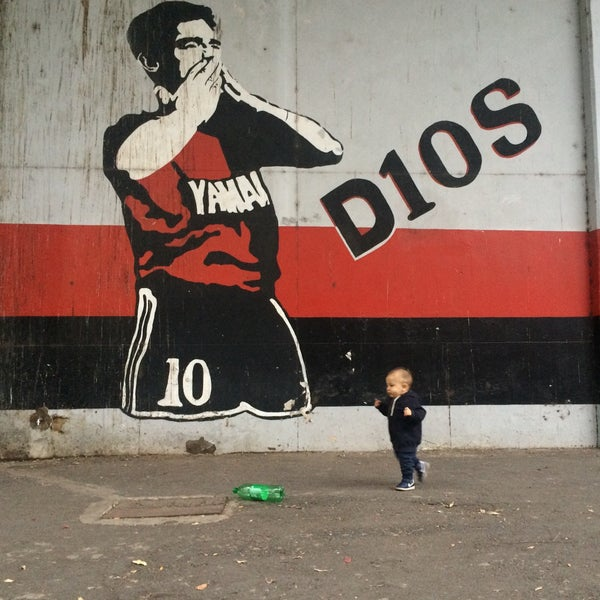 Foto scattata a Estadio Marcelo Bielsa (Club Atlético Newell's Old Boys) da Ami Y. il 10/19/2015
