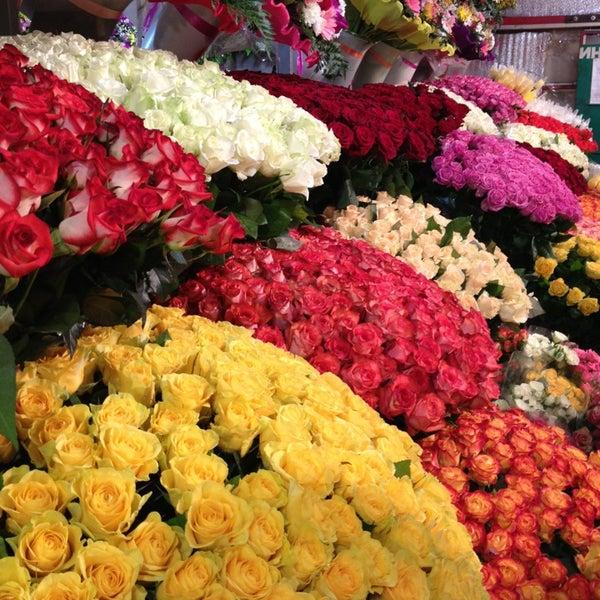 Цветочный магазин на киевской вокзале, букет