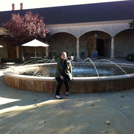 10/21/2012にMolly H.がSebastiani Vineyards & Wineryで撮った写真