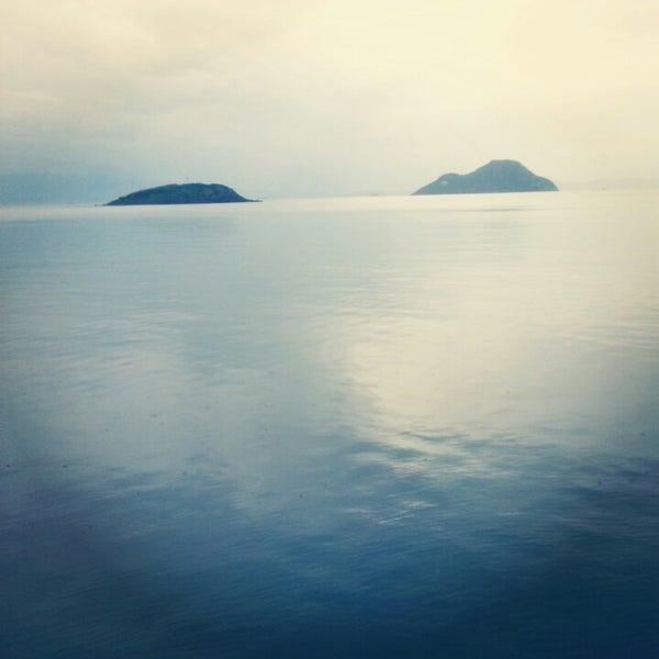 Das Foto wurde bei Sianji Wellbeing Resort von Özge am 1/1/2013 aufgenommen