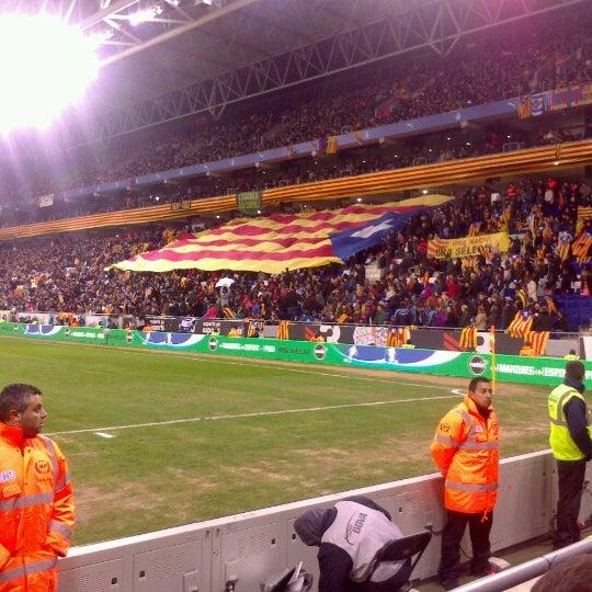 Foto diambil di RCDE Stadium oleh Gemmaẳ M. pada 1/2/2013