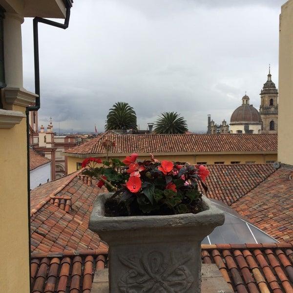 รูปภาพถ่ายที่ Hotel de la Opera โดย Luisger L. เมื่อ 10/16/2014
