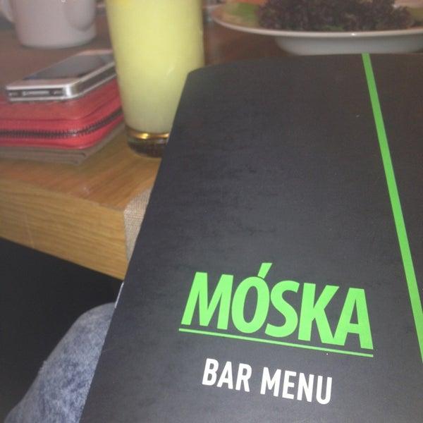 รูปภาพถ่ายที่ Moska Bar โดย Анастасия เมื่อ 3/20/2013