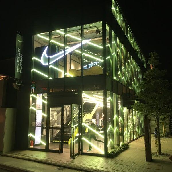 Nike+ Run Club Omotesando - 神宮前 - 2