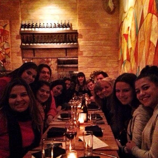Foto scattata a Casa Pomona da Rafael il 11/29/2013