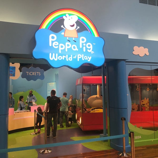Photos At Peppa Pig World Of Play Indoor Play Area In Grapevine