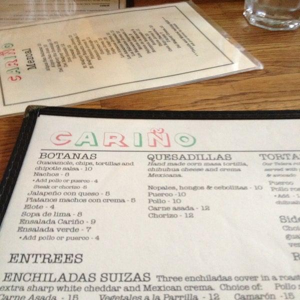6/1/2013にH.L.がCariño Restaurant and Cantinaで撮った写真