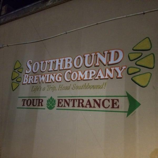 Das Foto wurde bei Southbound Brewing Company von Thomas F. am 2/16/2018 aufgenommen