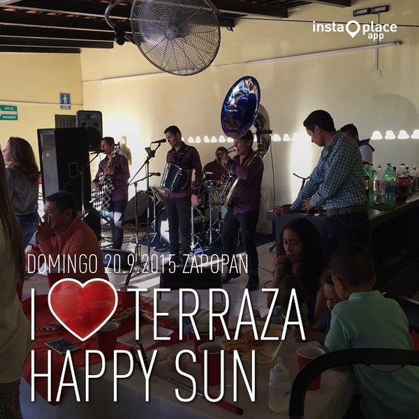 Terraza Happy Sun