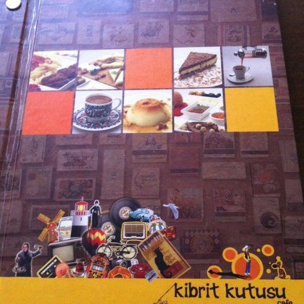 Das Foto wurde bei Kibrit Kutusu von 'Türkay am 4/5/2013 aufgenommen