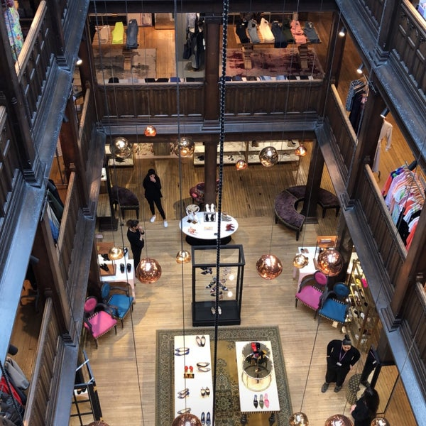 Photo prise au Liberty of London par Sa♏️i le2/10/2020
