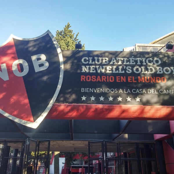 Foto scattata a Estadio Marcelo Bielsa (Club Atlético Newell's Old Boys) da Travelling {. il 7/1/2017