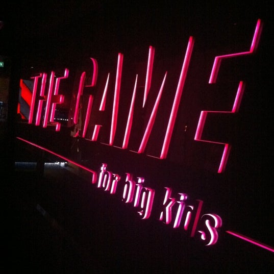 Foto tomada en The Game for Big Kids  por Artemis C. el 12/18/2012
