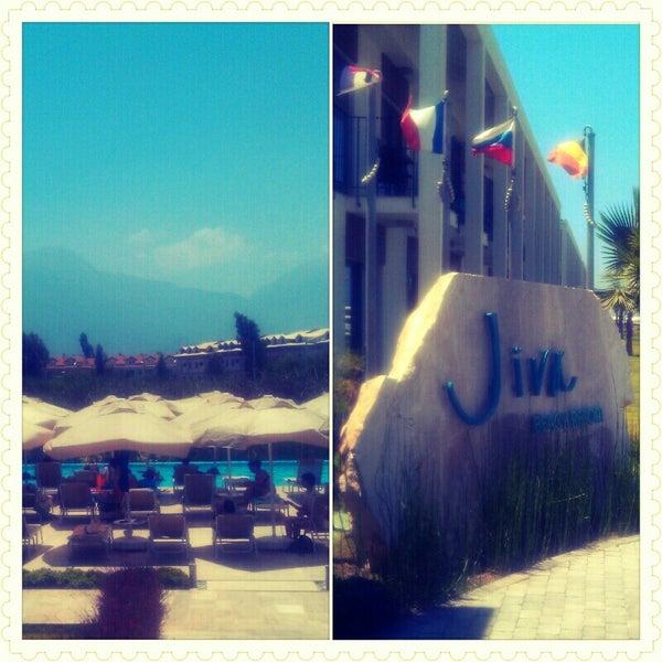 Снимок сделан в Jiva Beach Resort пользователем Victoria T. 7/7/2013