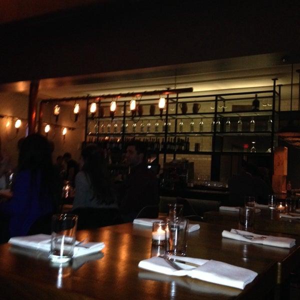 Foto tirada no(a) Cucina Asellina por Steven W. em 12/13/2013