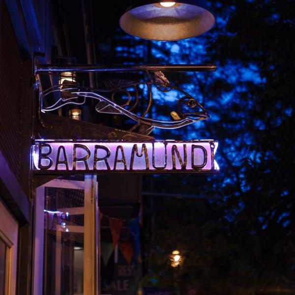 Снимок сделан в Barramundi Bar пользователем Barramundi Bar 6/13/2014