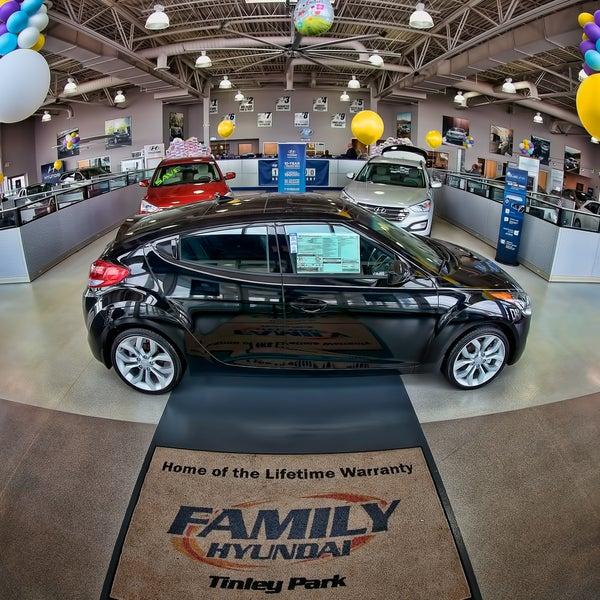 Family Hyundai Tinley Park >> Family Hyundai Auto Dealership In Tinley Park