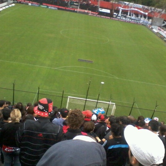 Foto scattata a Estadio Marcelo Bielsa (Club Atlético Newell's Old Boys) da Hermann B. il 11/9/2012