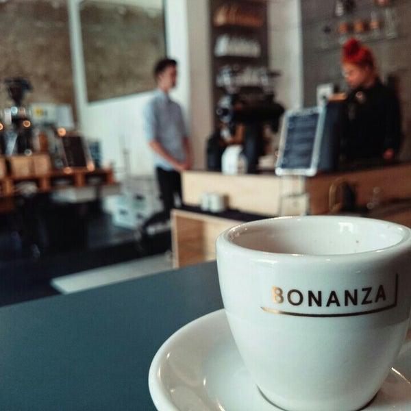 Снимок сделан в Bonanza Coffee пользователем Gonçalo M. 6/1/2015