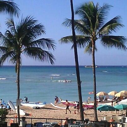 12/29/2012 tarihinde Sarah S.ziyaretçi tarafından Hula Grill'de çekilen fotoğraf
