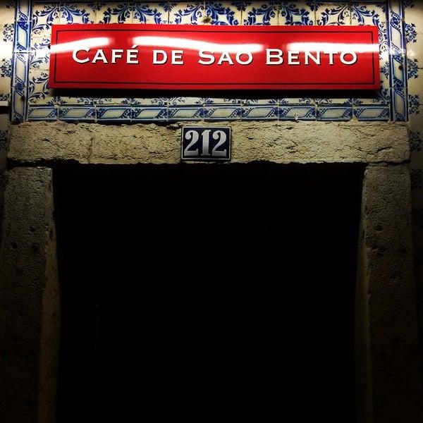 Photo prise au Café de São Bento par Romain B. le10/13/2014