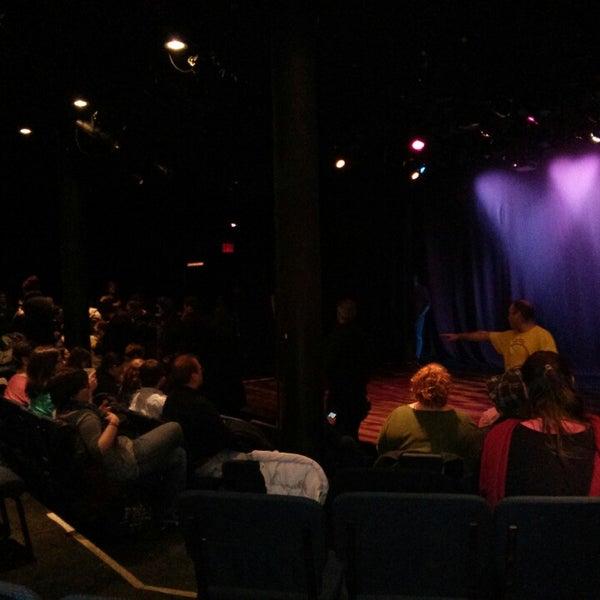Снимок сделан в The Lynn Redgrave Theater at Culture Project пользователем Lucas H. 2/26/2013