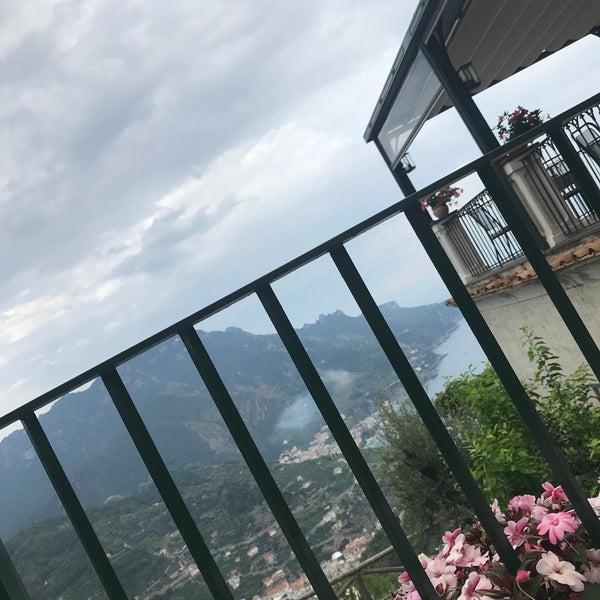 Foto diambil di Hotel Palazzo Avino oleh Ma Ha pada 8/5/2018
