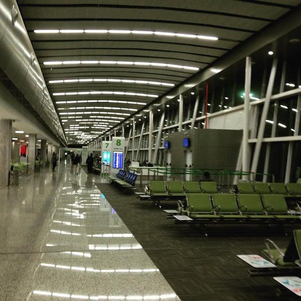 Снимок сделан в Aeroporto Internacional de Natal / São Gonçalo do Amarante (NAT) пользователем Erico B. 7/25/2015