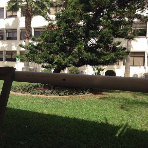 Foto tomada en European University Cyprus por Ria T. el 6/5/2014