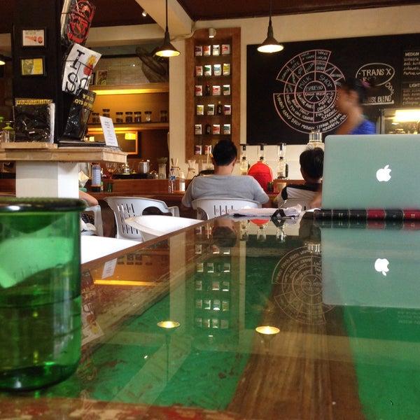 2/22/2015 tarihinde yuitiziyaretçi tarafından Seniman Coffee Studio'de çekilen fotoğraf