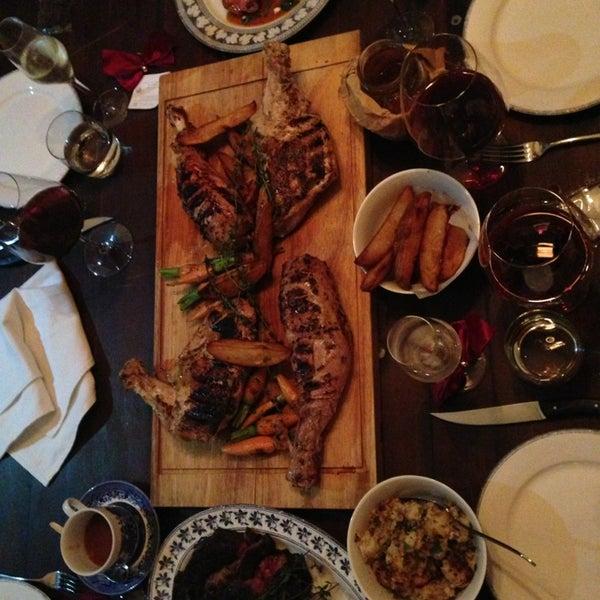 Снимок сделан в Blue - Butcher & Meat Specialist пользователем Chanii K. 12/25/2012