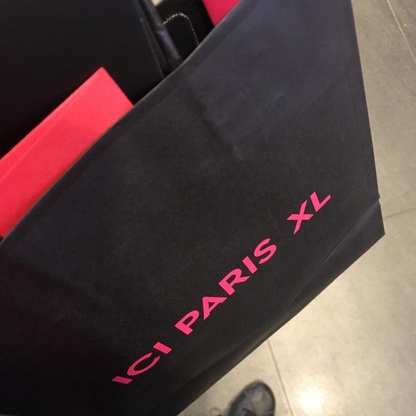 Photo taken at ICI PARIS XL by Ina C. on 12 23 2017 28fff22da70