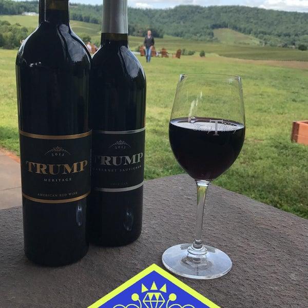 Photo prise au Trump Winery par Cameron S. le9/10/2017