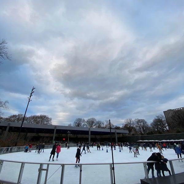 Das Foto wurde bei LeFrak Center at Lakeside von David T. am 1/1/2020 aufgenommen