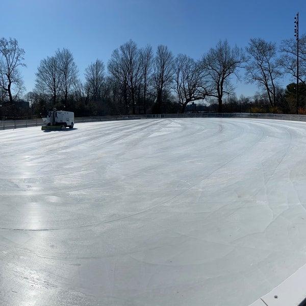 Das Foto wurde bei LeFrak Center at Lakeside von David T. am 2/22/2020 aufgenommen