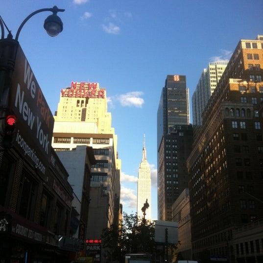 Foto diambil di Wyndham New Yorker oleh JP C. pada 9/24/2012