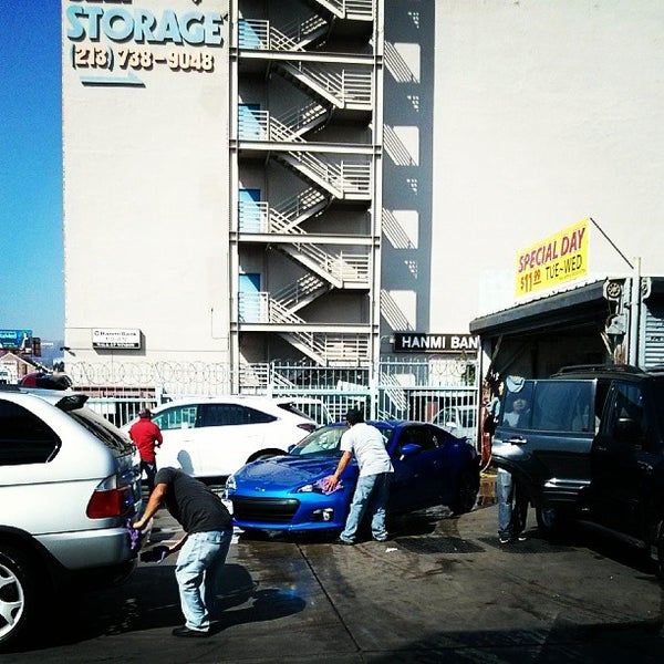 Sun Hand Car Wash - Wilshire Center - Koreatown - 12 tips from 301 visitors