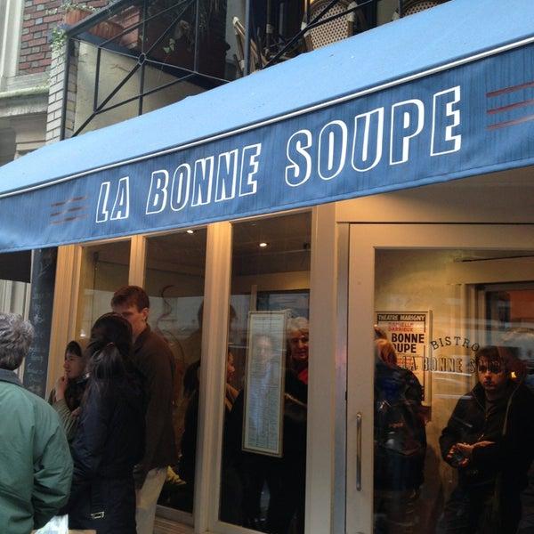 3/23/2013にCarissa O.がLa Bonne Soupeで撮った写真