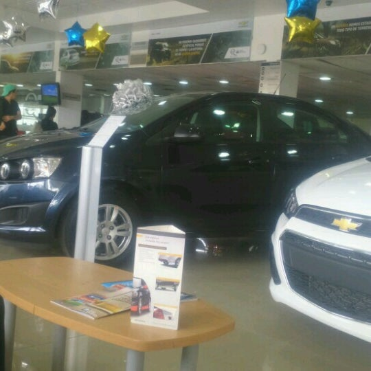 990ac36b2 Photo taken at Chevrolet Querétaro Motors by Alvaro A. on 10/8/2016