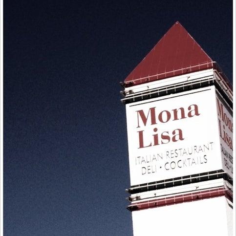 Das Foto wurde bei Mona Lisa Italian Restaurant von wenny l. am 10/14/2012 aufgenommen