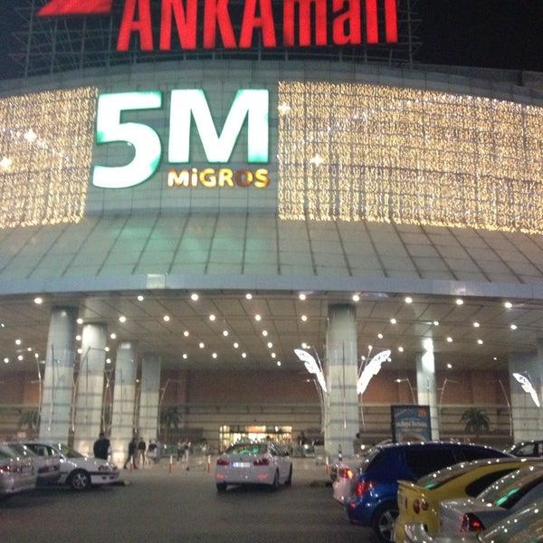 Foto scattata a ANKAmall da Turgut A. il 11/3/2013