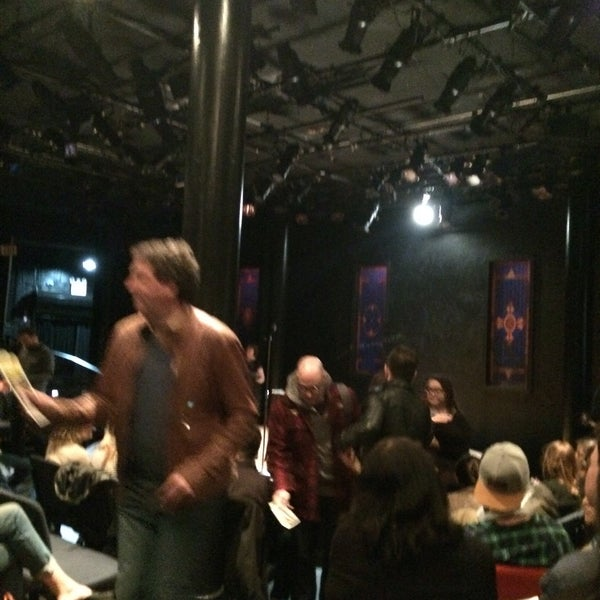 Снимок сделан в The Lynn Redgrave Theater at Culture Project пользователем IrmaZandl T. 3/30/2016