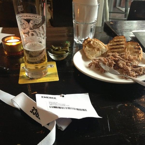 3/21/2013にLiesetteがCafe Restaurant Piet de Gruyterで撮った写真